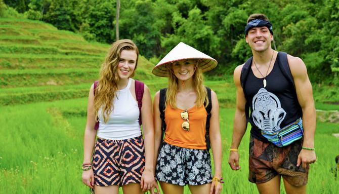 Vietnam guided tour