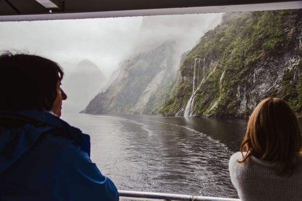 Doubtful Sound scenic boat ride