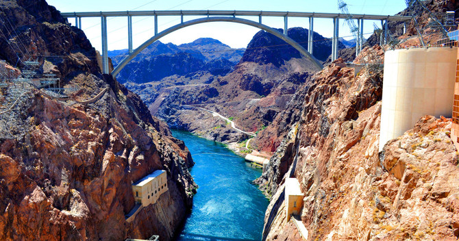 Grand Canyon & Hoover Dam from Las Vegas