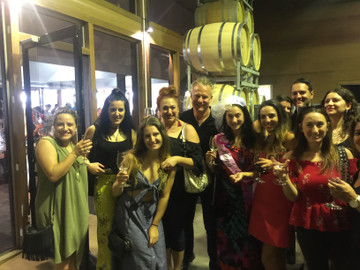Mornington Peninsula Winery Tour with Lunch