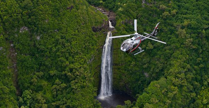 Mlokai Voyage Helicopter Scenic Flight