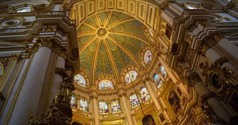 Granada city, Royal Chapel, Cathedral and Madrasah