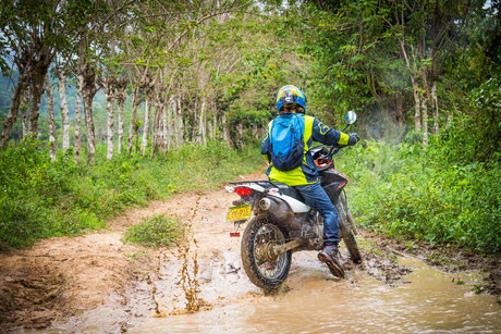 colombian coast motorcycle tour