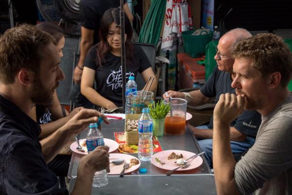 Bangkok Backstreet Food Tasting Tour