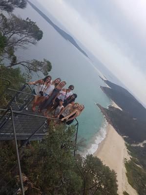 NSW Beach view