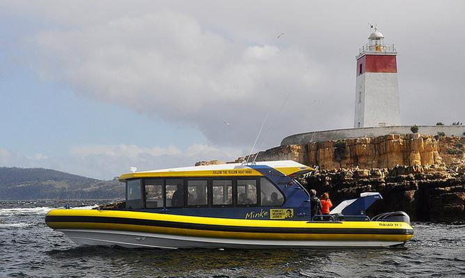 Tasmania cruise tour voucher