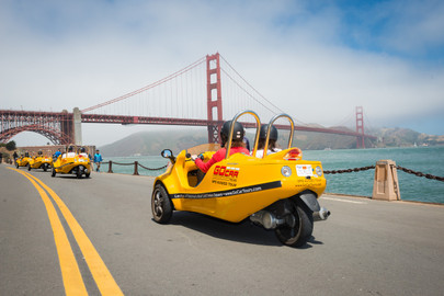 60 Day San Francisco Explorer Pass - Choose from 2 to 5 Attractions