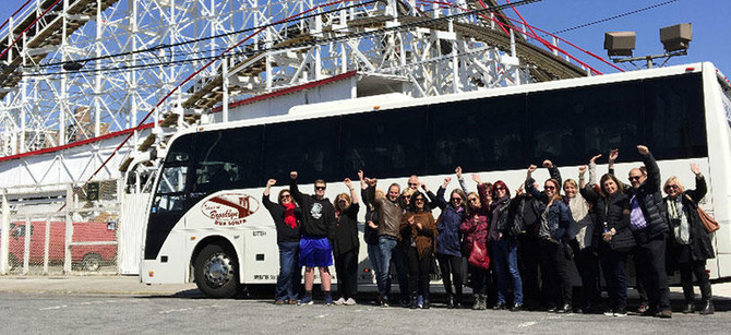 brooklyn bus tour