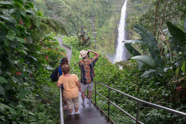 Full Day Big Island Tour