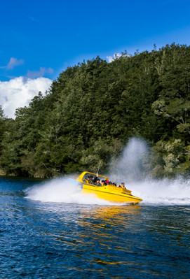 Te Anau jet boat deals