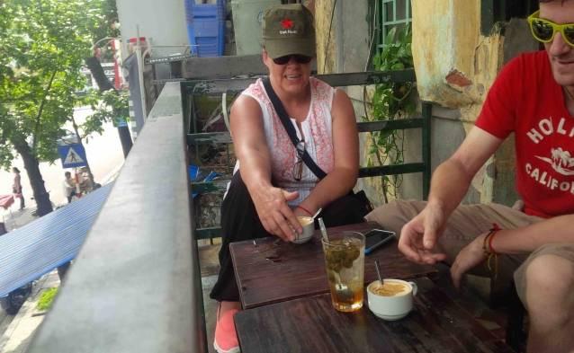 coffee tour hanoi voucher
