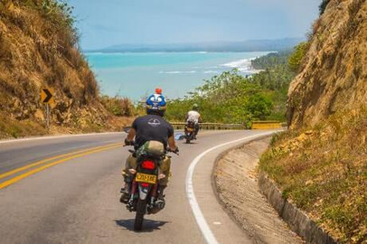 3-Day Motorcycle Tour Of Northern Colombia