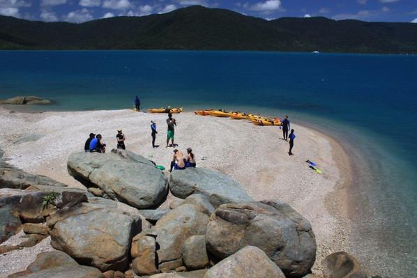 Whitsundays Australia kayak tours