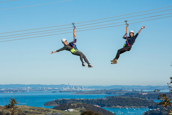 adrenaline EcoZip waiheke island