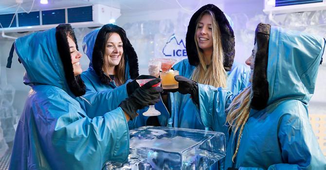 Ice Bar Melbourne deals