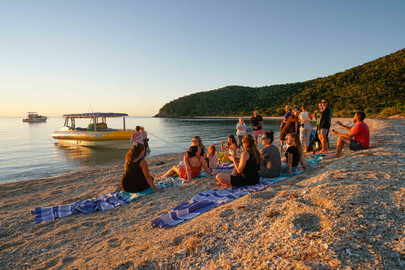 Ultimate Airlie Beach Sunset Cruise - Ocean Rafting's FUNset