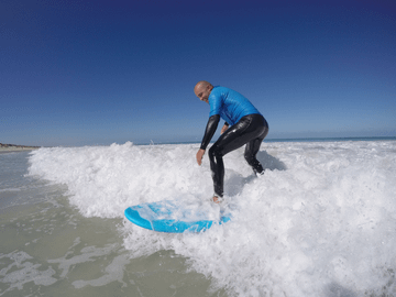 Surfing Course & Surfboard Hire