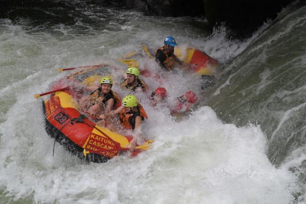 Kaituna River Rapids NZ
