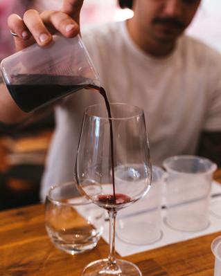 Wine Blending workshop