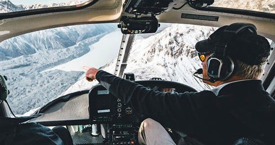 Mount Cook Glacier Highlights 2