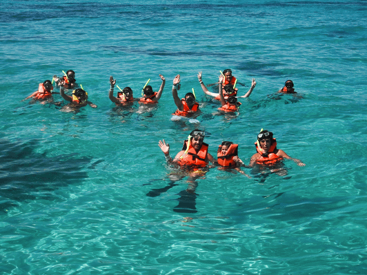 isla contoy tour