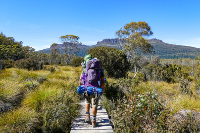 Cradle Mountain Overland Track 6 Day Tour