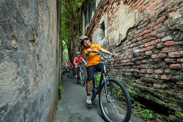 Bike Tour Thailand voucher