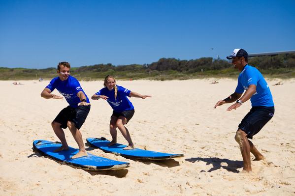Sydney surf lessons discount