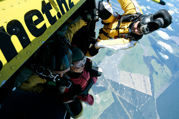 Skydive Lake Taupo Deals