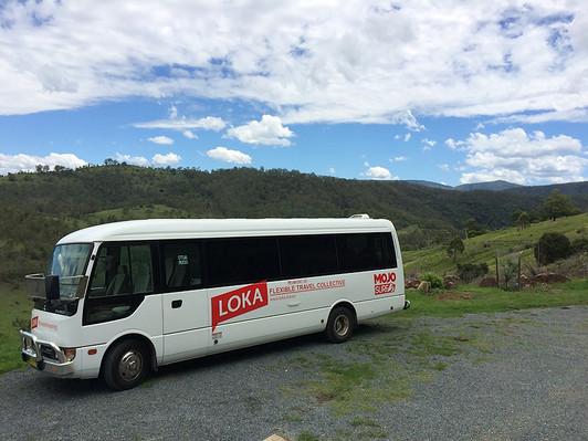 flexible bus pass from cairns