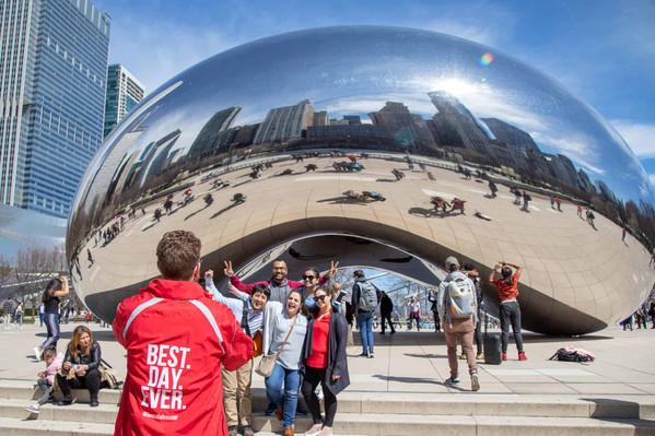 Chicago walking tour
