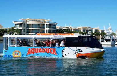 Gold Coast Aquaduck discount