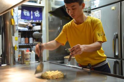 Street Food Shibuya Tour