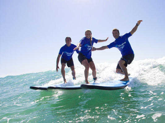 how to surf maroubra