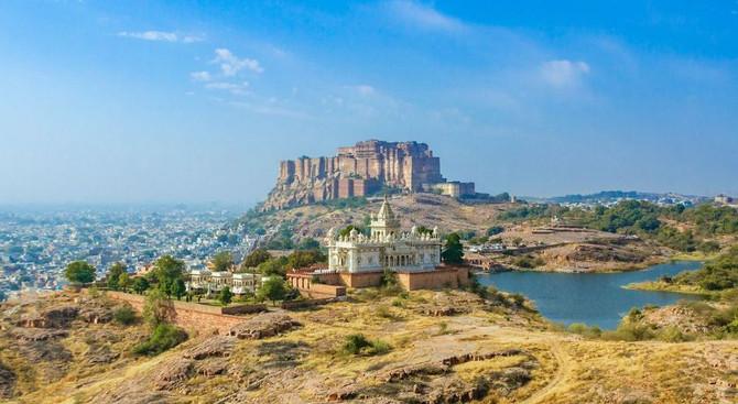 Jodhpur - Rajasthan with Taj Mahal Tour