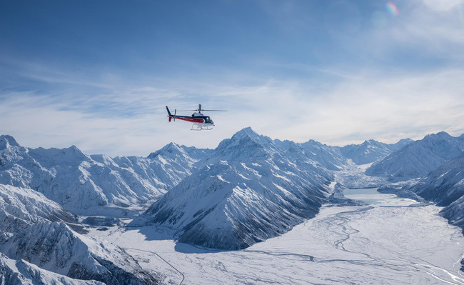 Mt Cook Scenic Helicopter Line