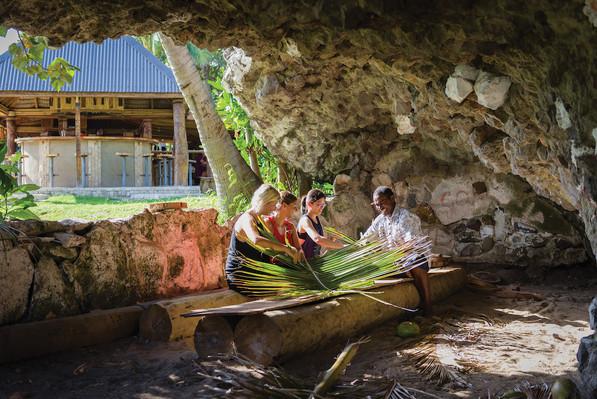 Fiji cultural tour deal