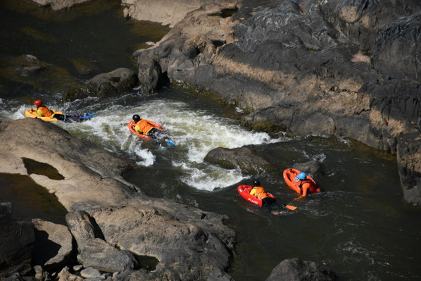 australia's only river boarding tour