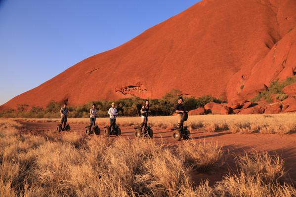 Segway Uluru Sunset Tour