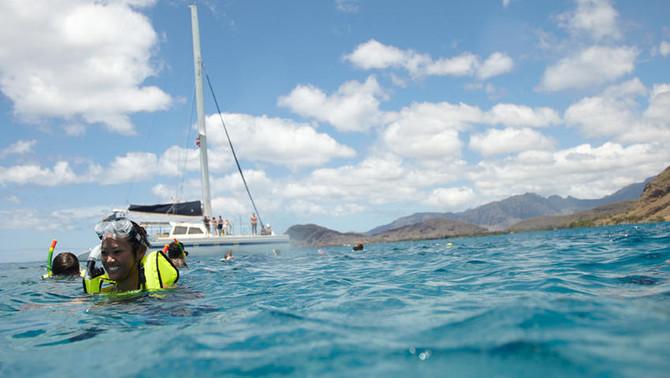 Morning Snorkel Tour Waikiki