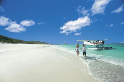 Whitsundays Island Explorer Seaplane Tour