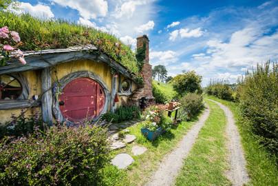 Hobbiton Movie Set Tour from Auckland  -  Half Day