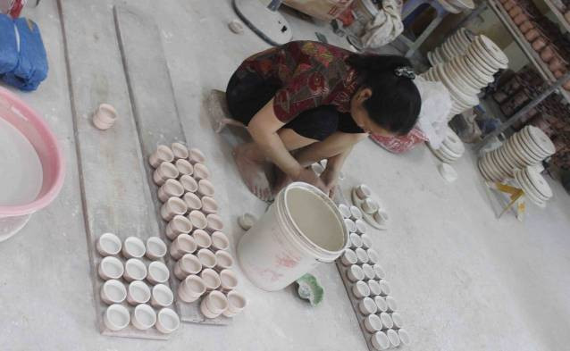 Vietnamese Pottery Workshop