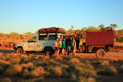 Broome to Darwin 9 Day 8 Night Tour