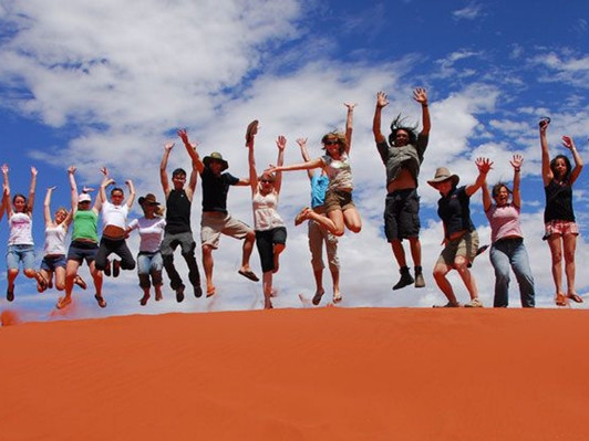 Alice Springs to Adelaide tour deals
