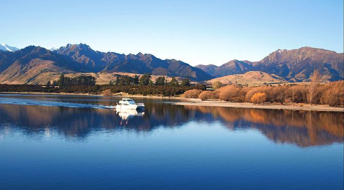 Cruise Lake Wanaka deals