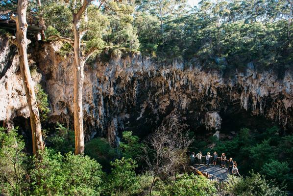 Lake Cave Tour
