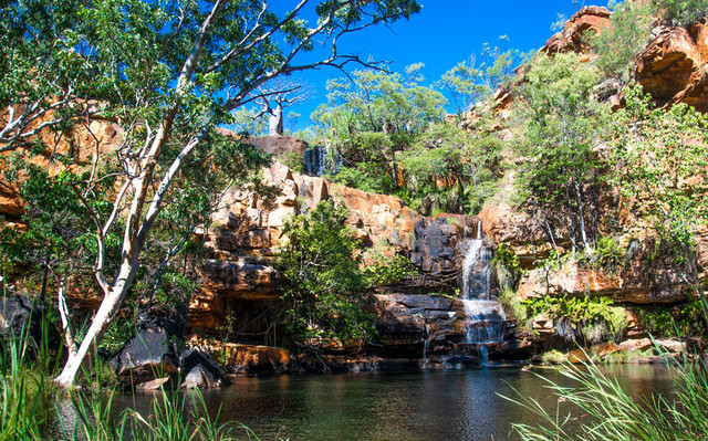 Swimming Holes in the Outback