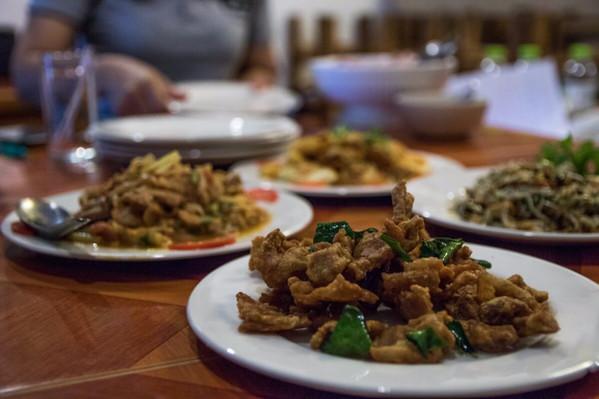 Bangkok food tasting tours