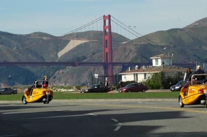 Golden Gate Bridge & Back Loop